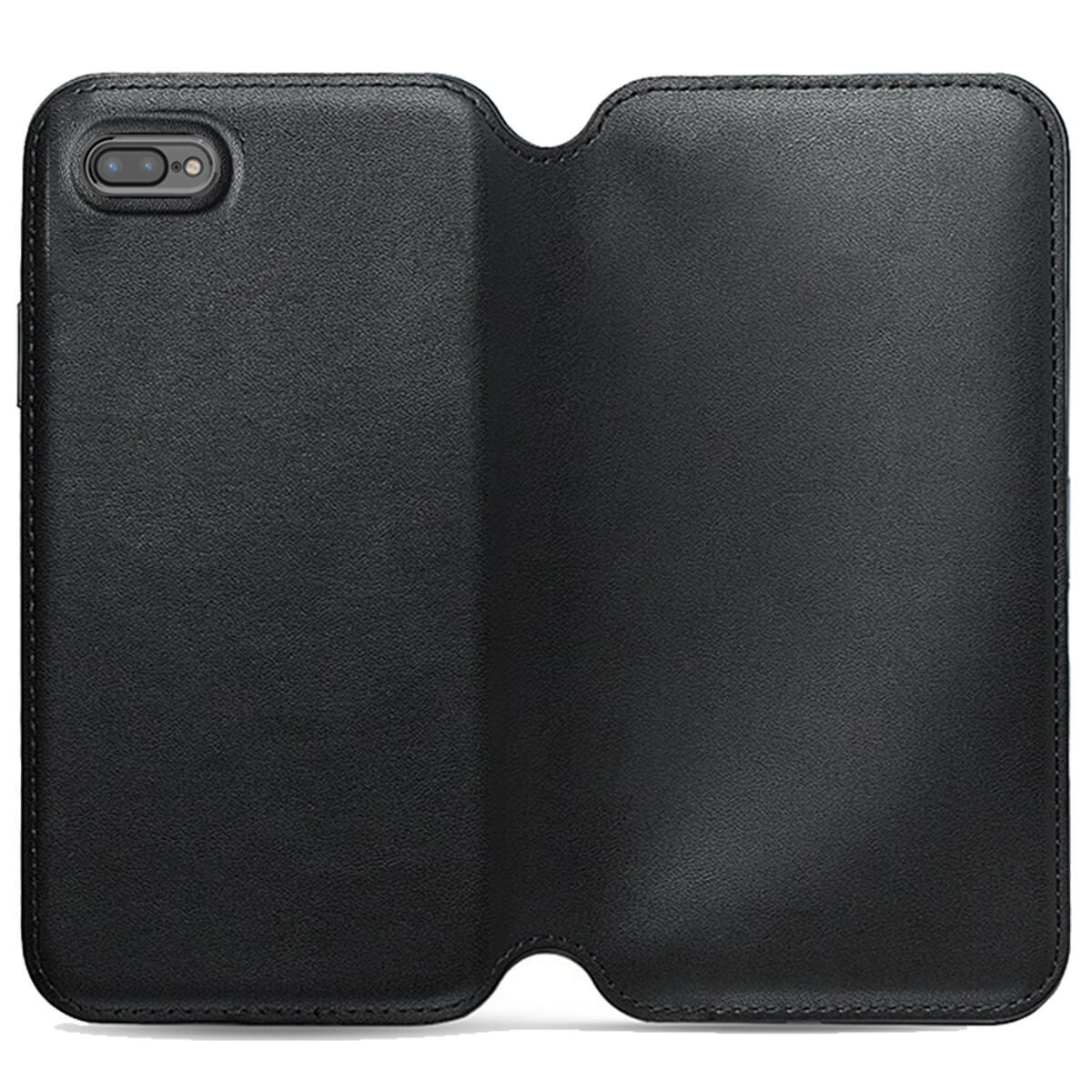 Genuine-Leather-Folio-Flip-Wallet-Case-Cover-For-Apple-iPhone-X-8-7-6S-6-Plus thumbnail 3