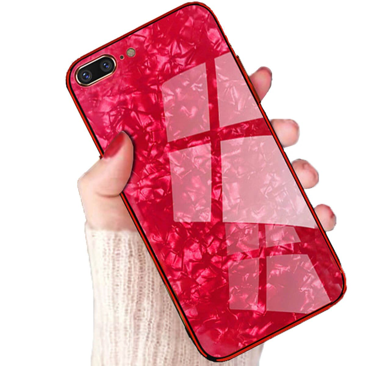 Marble-Tempered-Glass-Case-For-Apple-iPhone-X-XS-XR-Max-10-8-7-6s-6-Luxury-Cover thumbnail 7