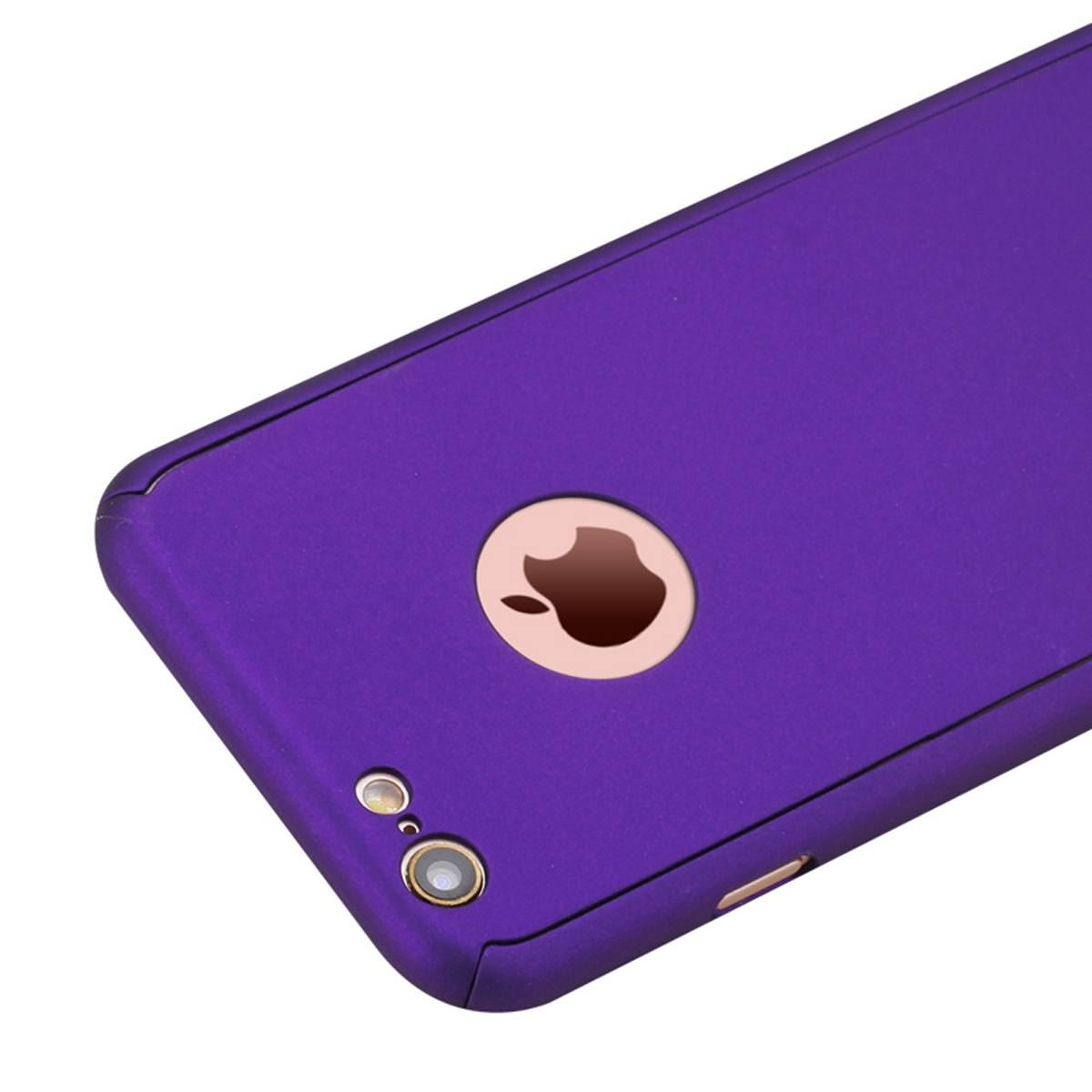 For-Apple-iPhone-XS-Max-XR-Hybrid-360-Slim-Ultra-Thin-Heavy-Duty-Shockproof-Case thumbnail 84