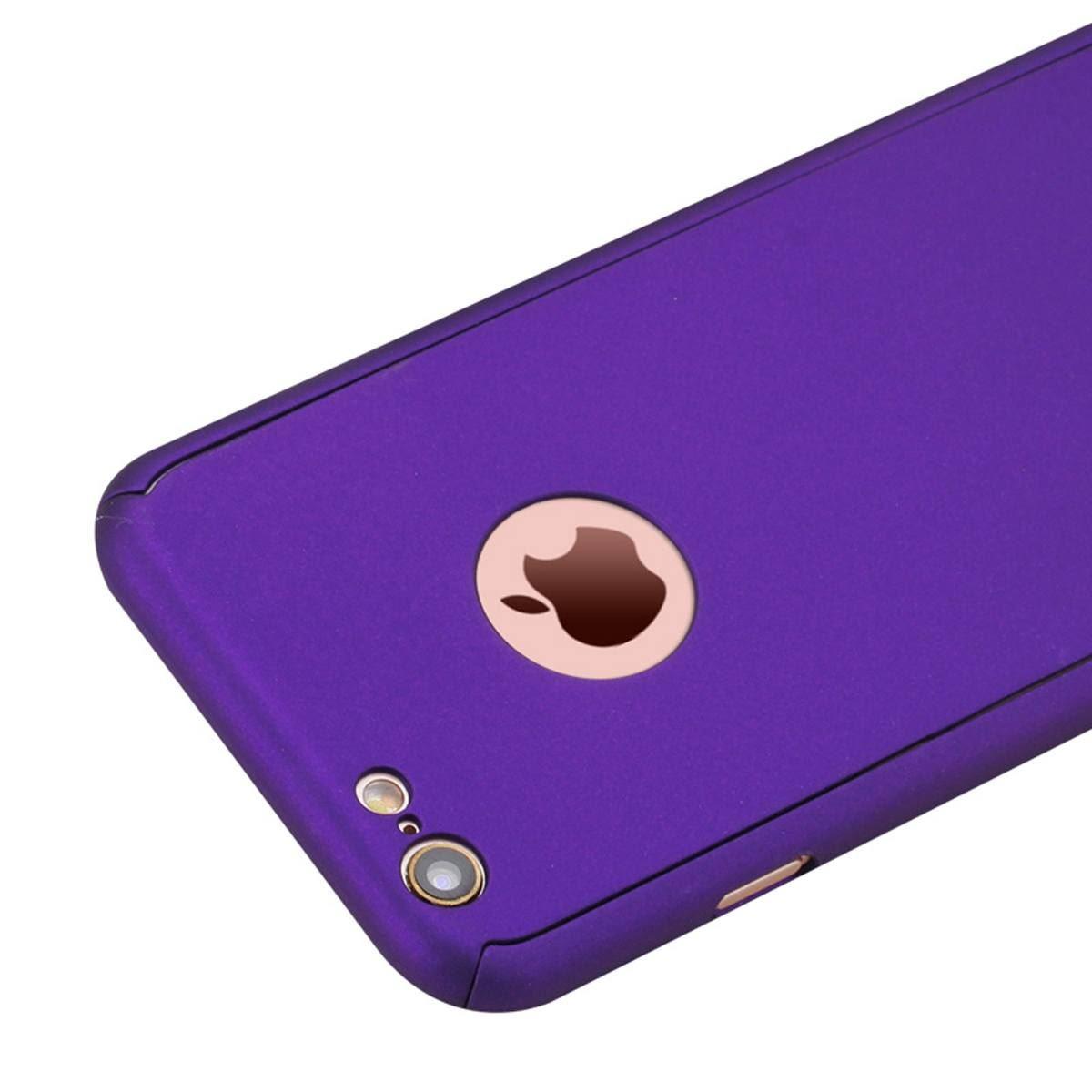 For-Apple-iPhone-XS-Max-XR-Hybrid-360-Slim-Ultra-Thin-Heavy-Duty-Shockproof-Case Indexbild 84