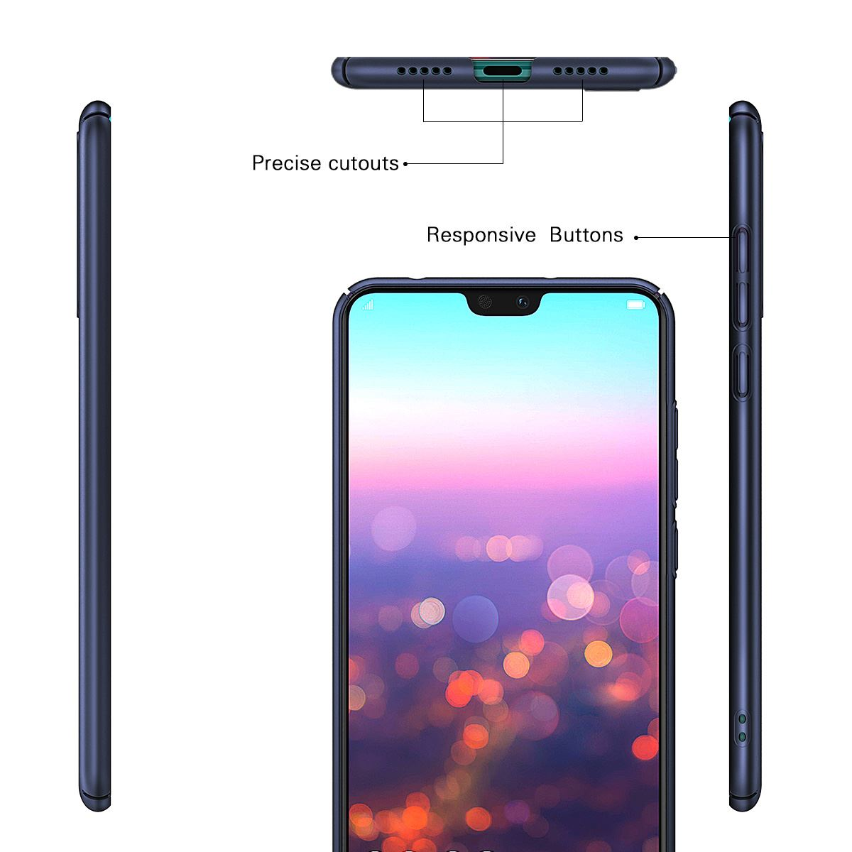 Luxury-Protective-Slim-Thin-Hard-Back-Case-Cover-For-Huawei-P20-Pro-P10-P-Smart thumbnail 45