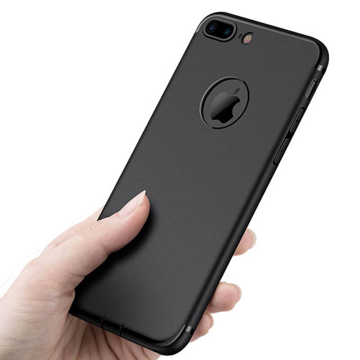Ultra-Thin-Case-Apple-iPhone-10-8-7-Plus-6-5-Luxury-Slim-Silicone-TPU-Soft-Cover thumbnail 8