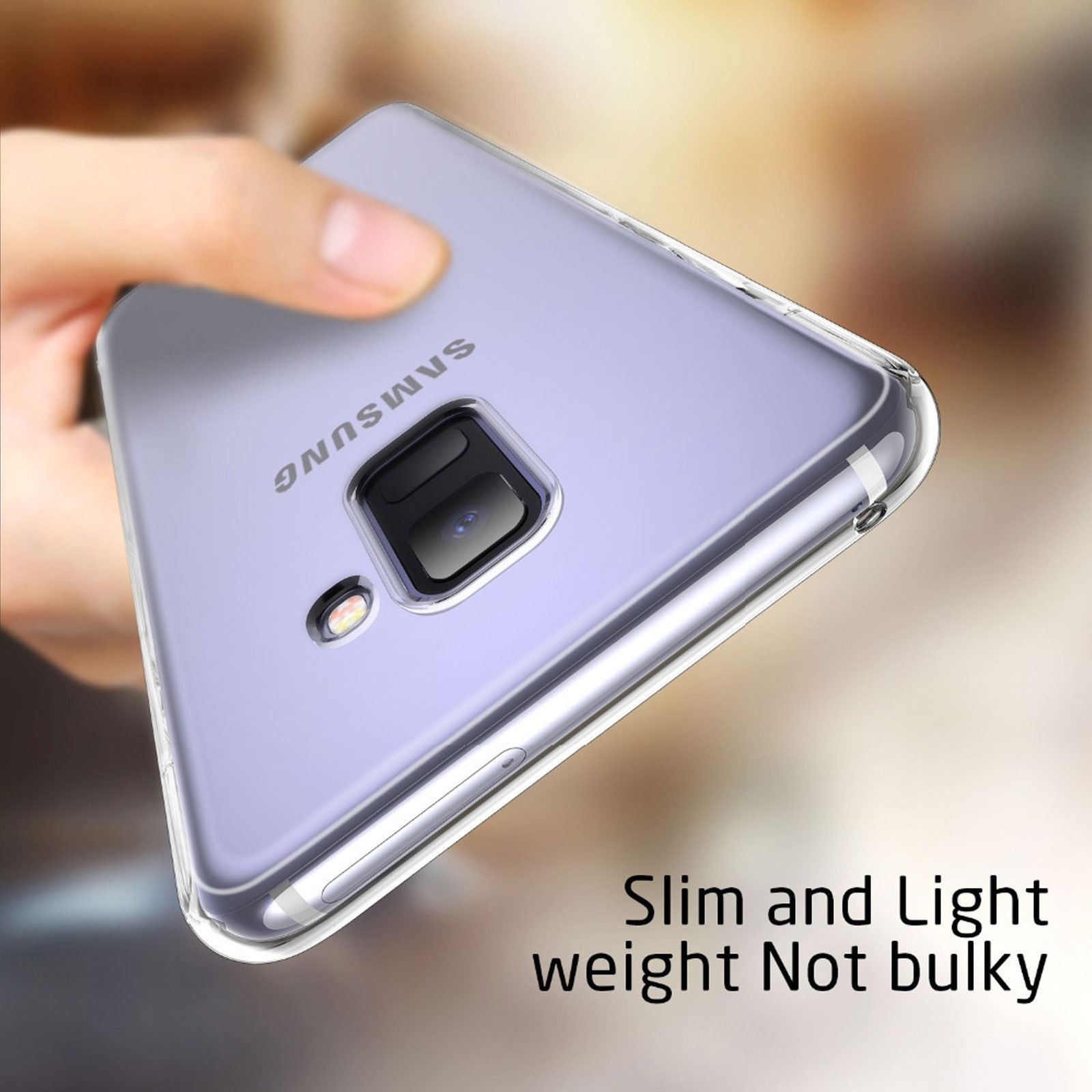 For-Samsung-Galaxy-S7-S8-S9-Case-Shockproof-Silicone-Protective-Clear-Gel-Cover thumbnail 306