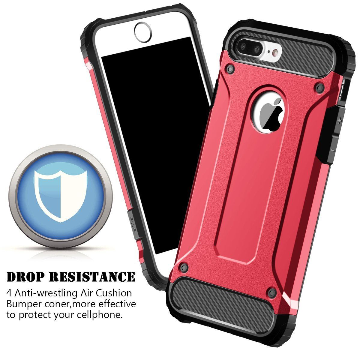 thumbnail 70 - For Apple iPhone 11 Pro Max XR Xs X 8 7 Plus 6 5 Se Case Cover Impact Heavy Duty