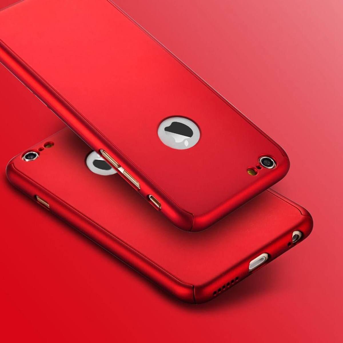 For-Apple-iPhone-XS-Max-XR-Hybrid-360-Slim-Ultra-Thin-Heavy-Duty-Shockproof-Case Indexbild 38