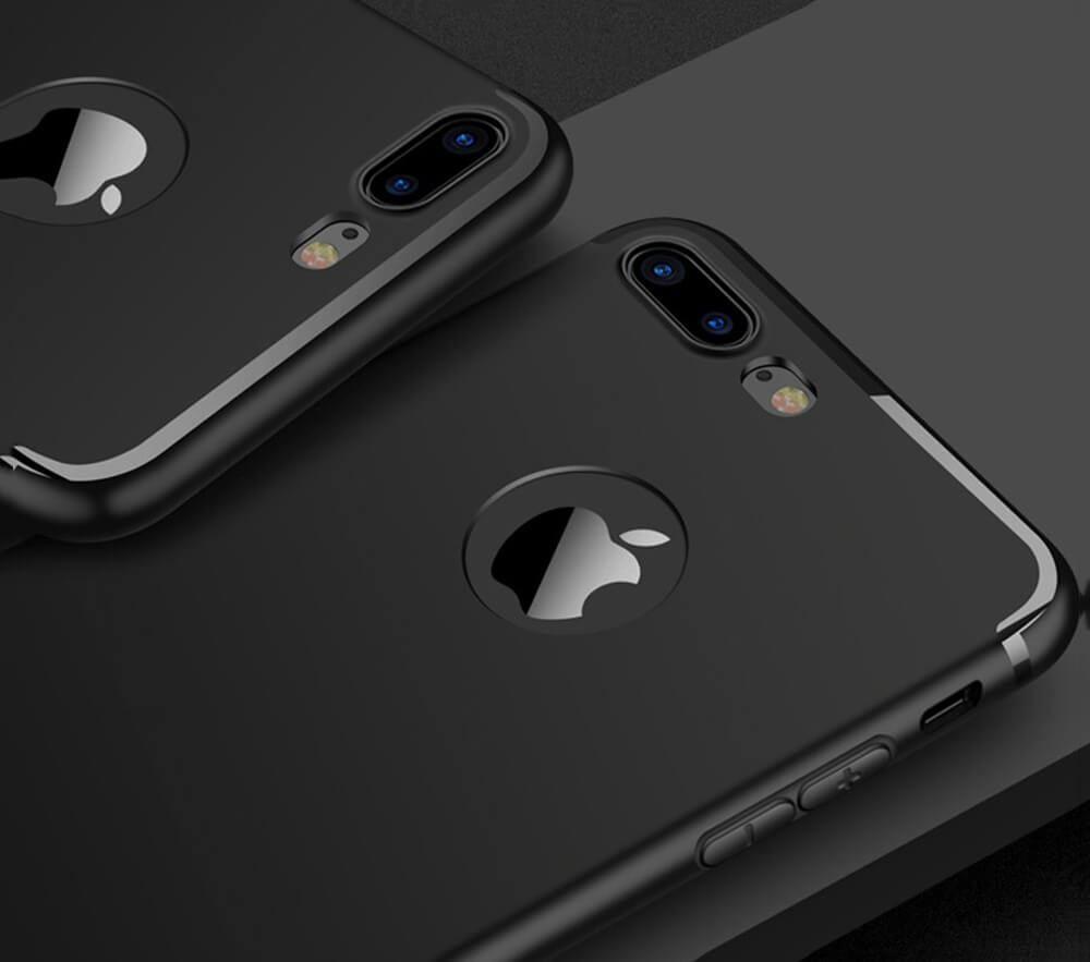 Luxury-Ultra-Thin-Slim-Silicone-TPU-Soft-Case-Cover-Apple-iPhone-10-8-7-Plus-6-5 Indexbild 72