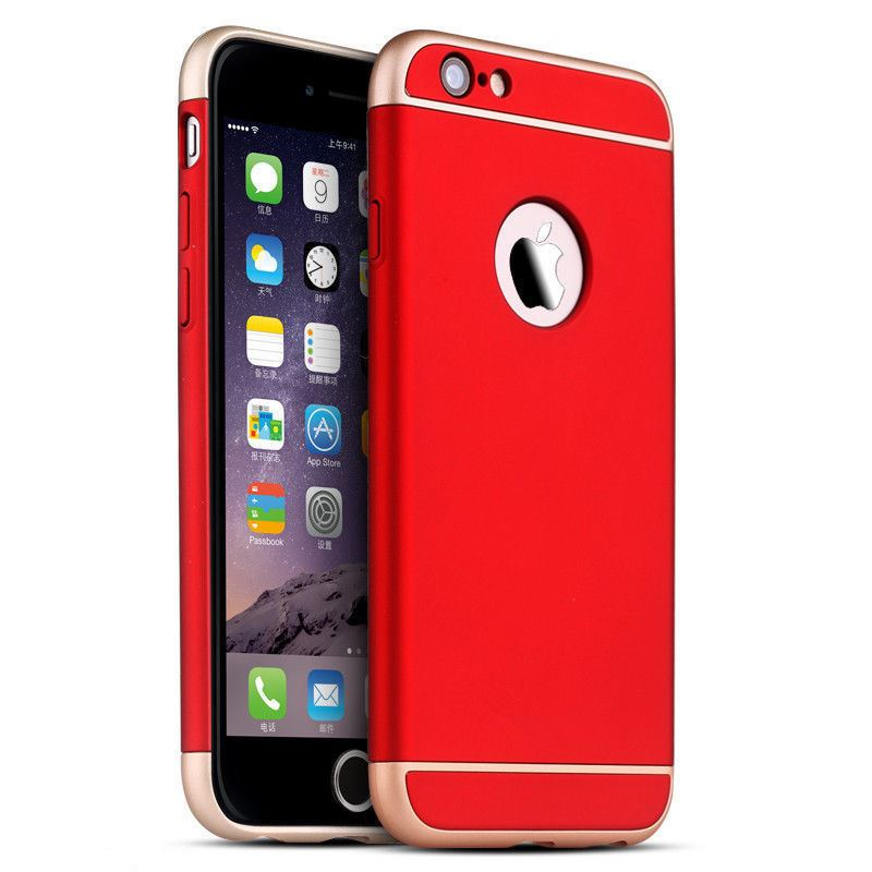 Luxury-Ultra-thin-Shockproof-Armor-Back-Case-Cover-for-Apple-iPhone-X-8-7-6-5-Se thumbnail 27