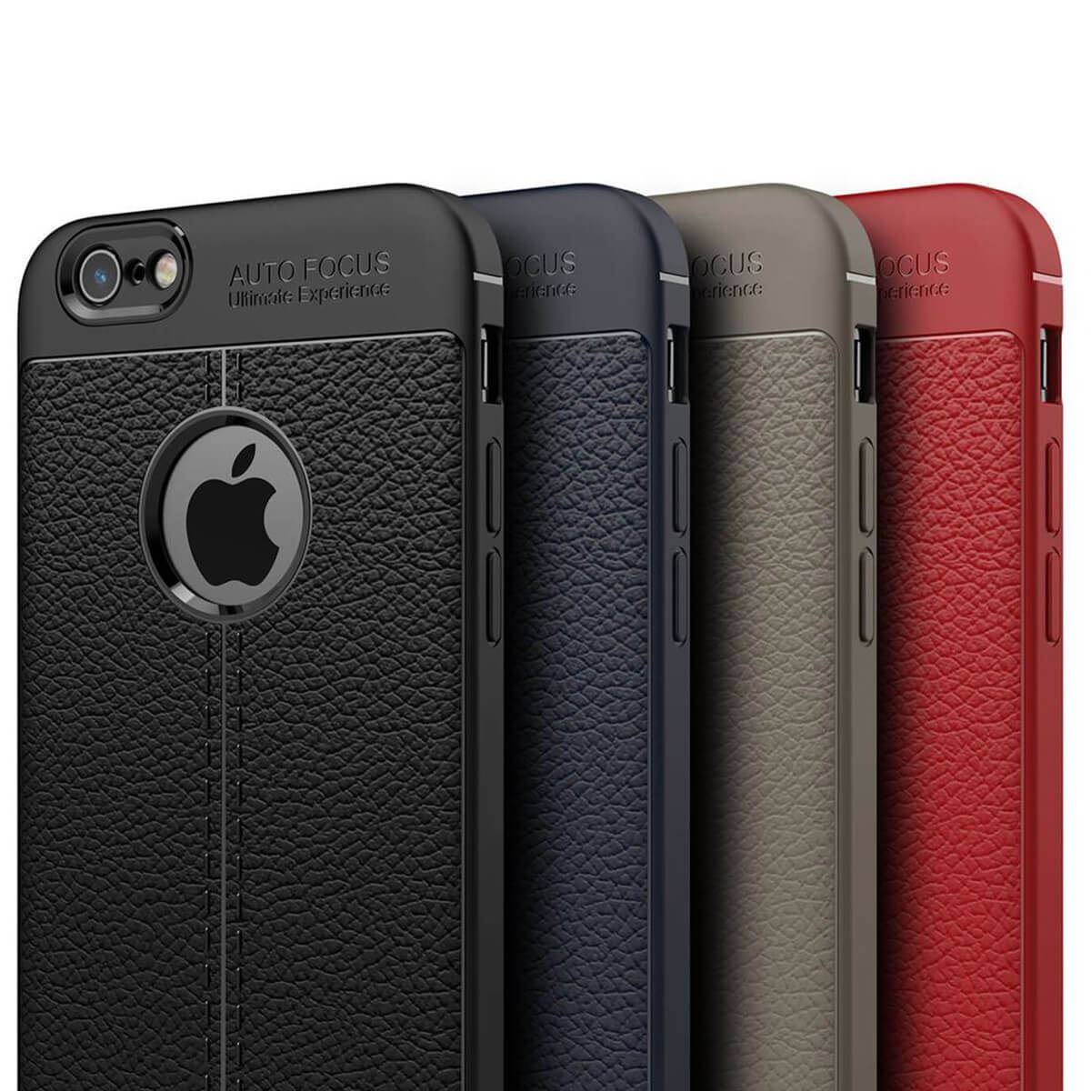 thumbnail 16 - Protective Leather Case For Apple iPhone Luxury Shockproof Pattern Soft TPU