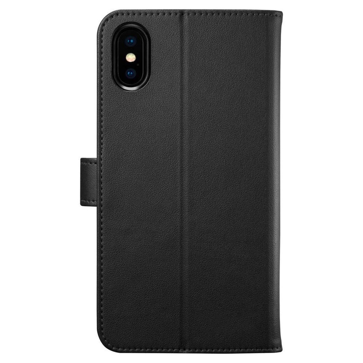 thumbnail 9 - For Apple iPhone 12 11 XR XS Max Leather Flip Wallet Magnetic Stand Card Case