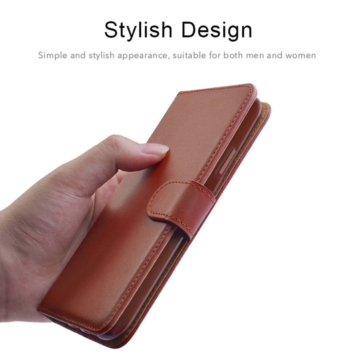 thumbnail 17 - For Apple iPhone 12 11 XR XS Max Leather Flip Wallet Magnetic Stand Card Case