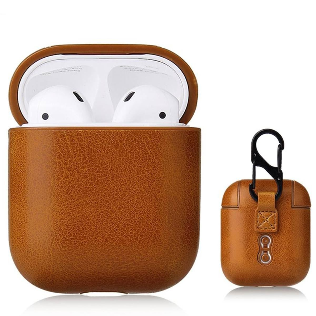 Case-For-Apple-Airpods-1-2-1st-2nd-Gen-Soft-Leather-Skin-Earphones-PU-Cover thumbnail 15