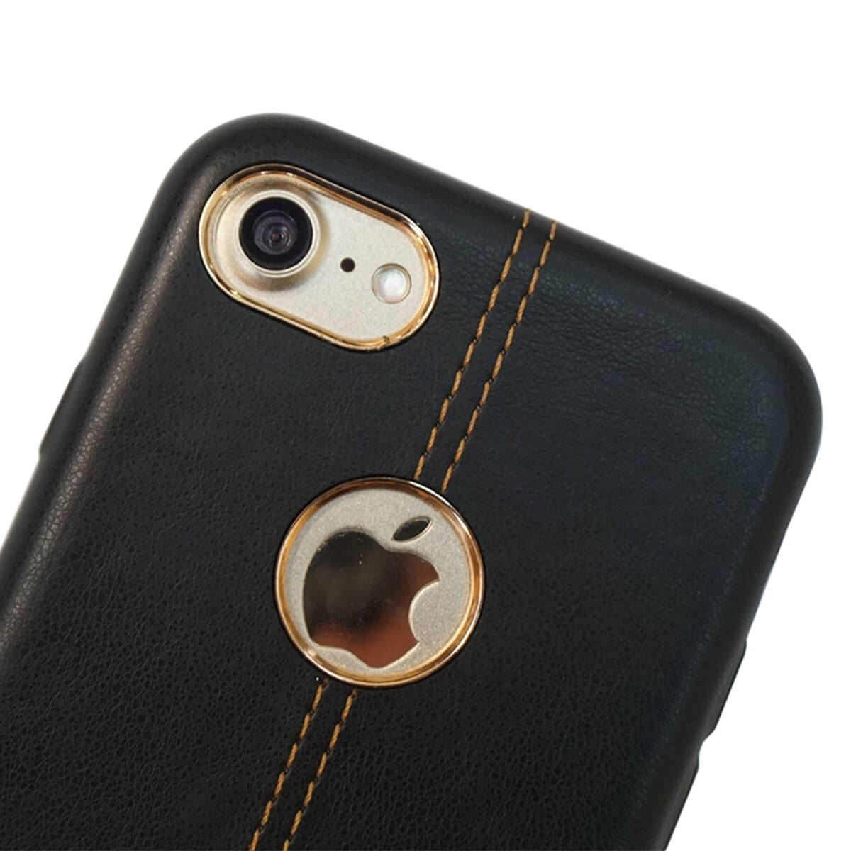 Rugged-Thin-Case-Skin-For-Apple-iPhone-10-X-8-7-Plus-6s-Genuine-Leather-Cover thumbnail 3