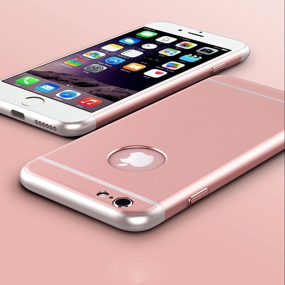 Ultra-Thin-Case-For-Apple-iPhone-5-6S-7-Plus-Luxury-Shockproof-Armor-Back-Cover thumbnail 9