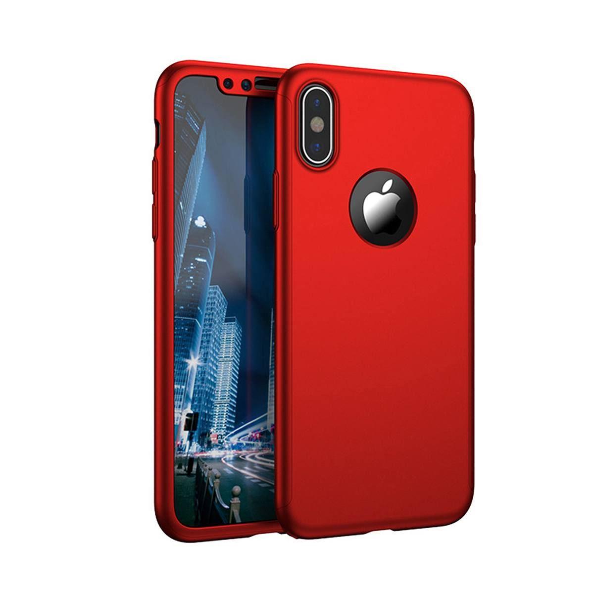 For-Apple-iPhone-XS-Max-XR-Hybrid-360-Slim-Ultra-Thin-Heavy-Duty-Shockproof-Case Indexbild 45