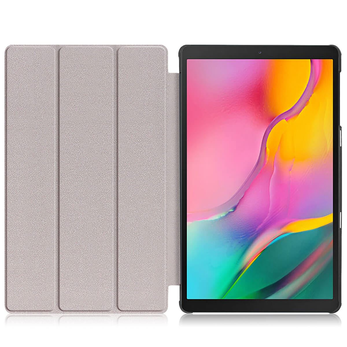 Flip-Cover-Trifold-Case-For-T510-T515-Samsung-Galaxy-Tab-A-2019-10-1-Full-Body thumbnail 3