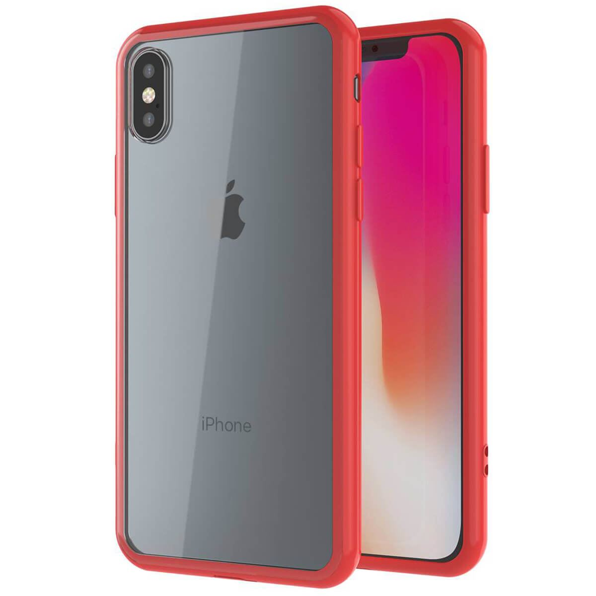 Shockproof-Case-For-Apple-iPhone-X-8-7-Plus-6-5s-Se-Clear-Slim-Bumper-TPU-Cover thumbnail 12