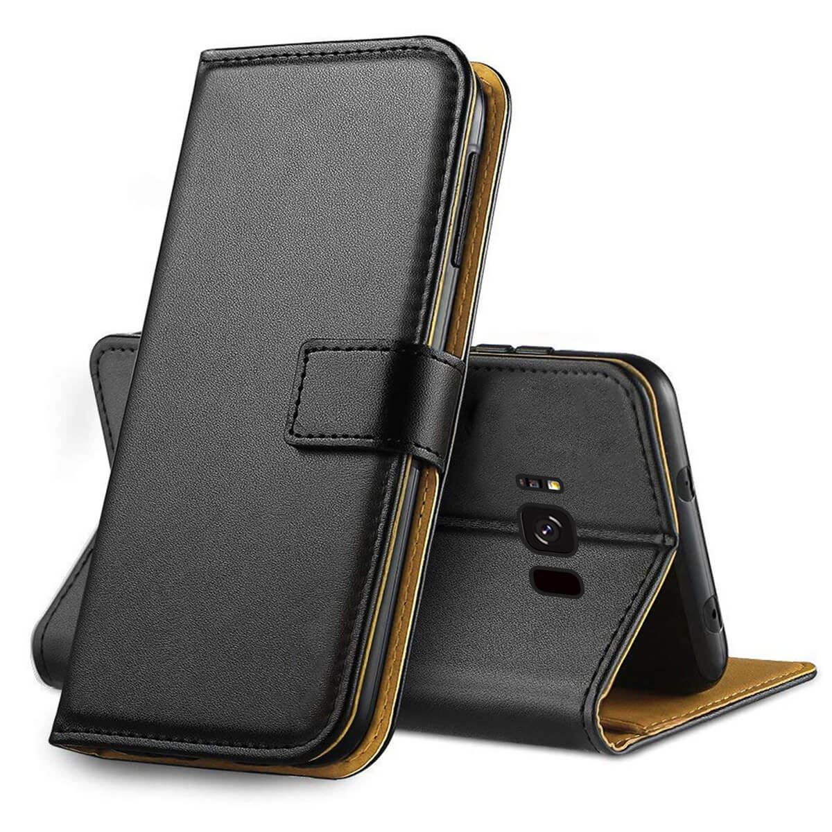 Magnetic-Flip-Wallet-Case-For-Samsung-Galaxy-S10-Plus-S9-S8-A50-Leather-Cover thumbnail 6