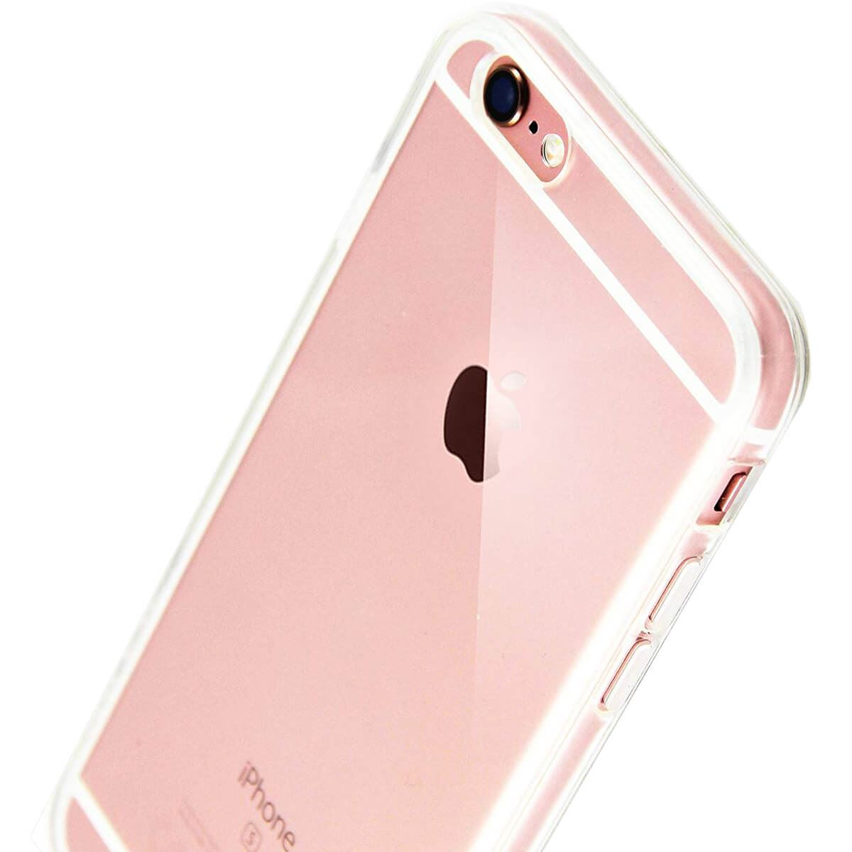 For-Apple-iPhone-12-11-XR-XS-Max-Clear-Silicone-Gel-TPU-New-Slim-Thin-Back-Case thumbnail 5
