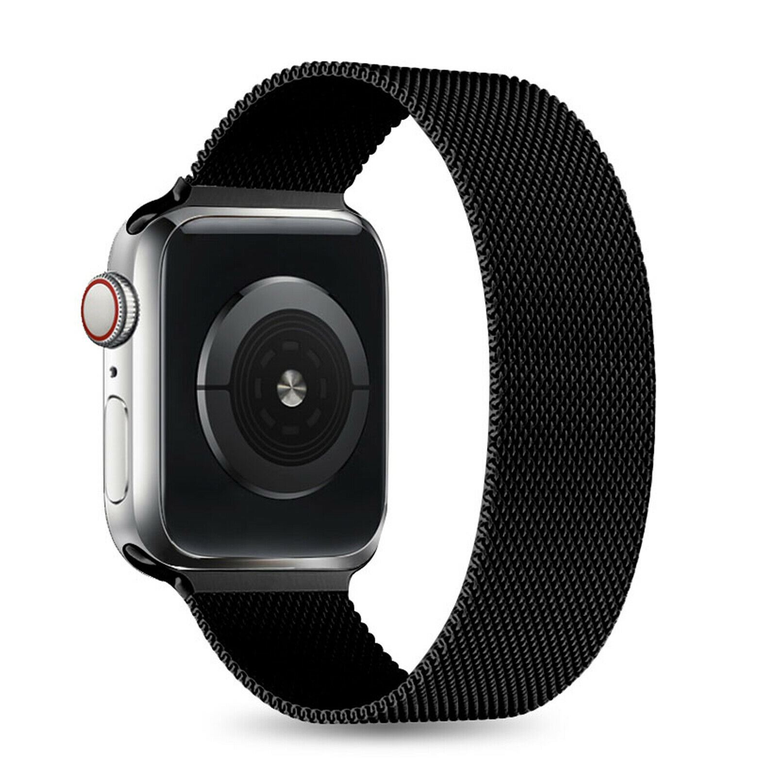 Band-For-Apple-Watch-Milannese-Loop-Stainless-Steel-Strap thumbnail 3