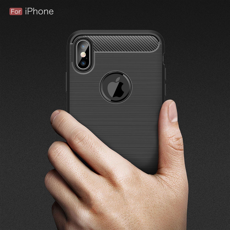 thumbnail 33 - For Apple iPhone XR Xs Max X 8 7 Plus 6 5 Se 2020 Case Cover Soft Flexible Grip