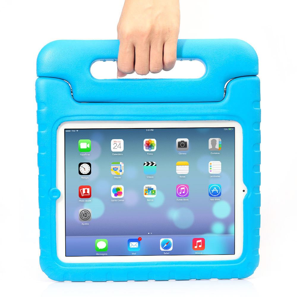 Kids-Shockproof-iPad-Case-Cover-EVA-Foam-Stand-For-Apple-iPad-Mini-1-2-3-4-Air-2 Indexbild 35