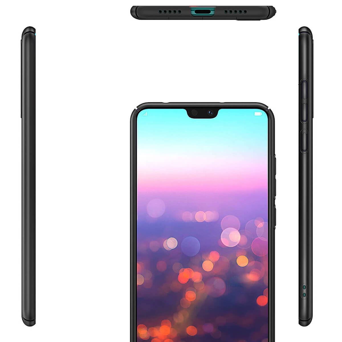 Case-For-Huawei-P20-Pro-P10-P-Smart-Luxury-Protective-Slim-Thin-Hard-Back-Cover thumbnail 5