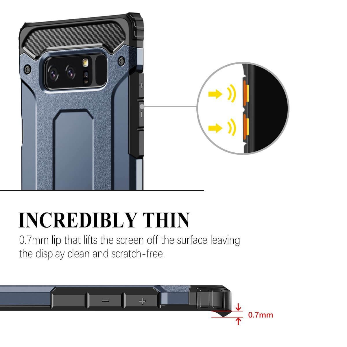 Hybrid-Armor-Shockproof-Rugged-Bumper-Case-For-Samsung-Galaxy-S7-Edge-S8-Note-S9 縮圖 49