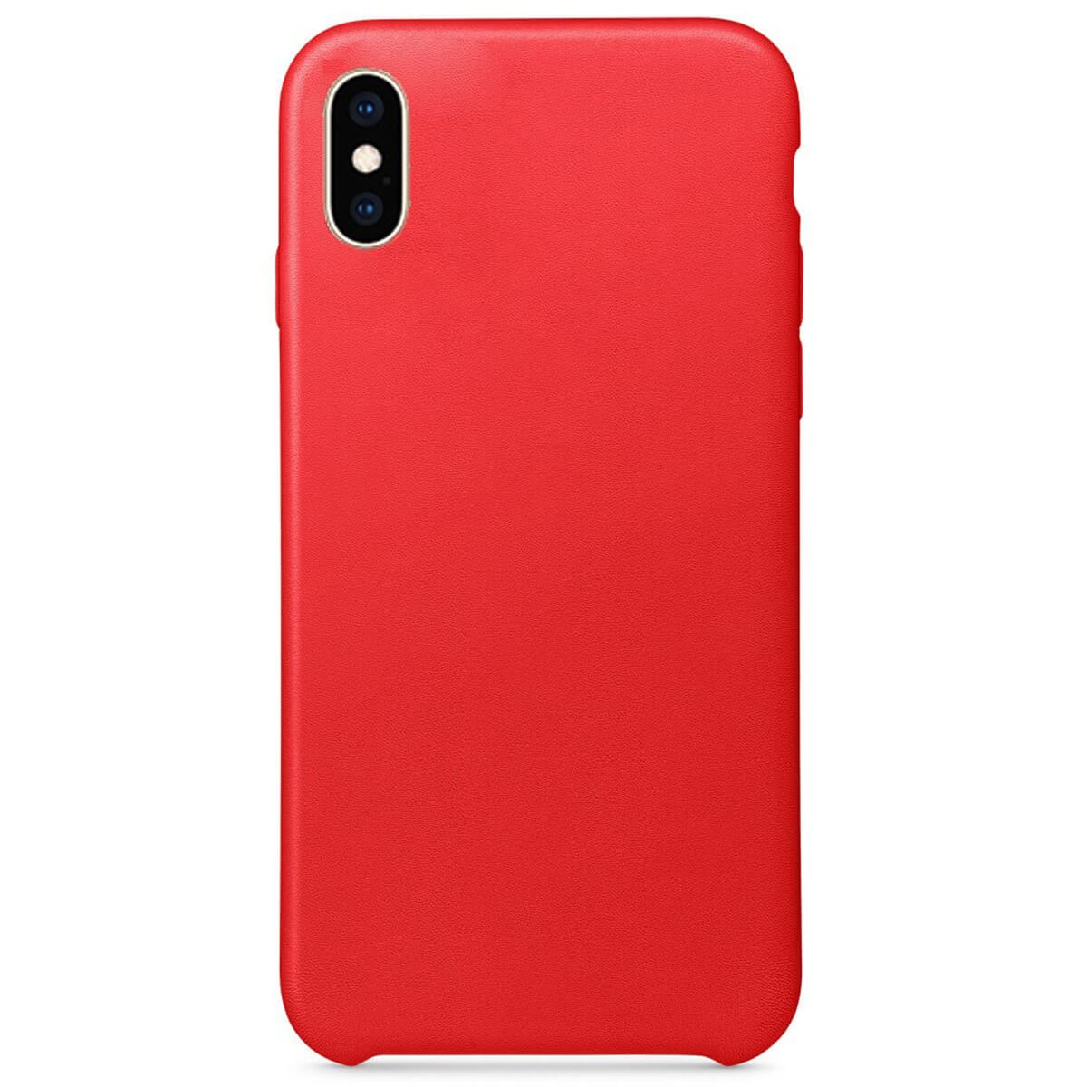 Leather-Slim-Case-Apple-iPhone-10-8-7-Plus-6s-5-Original-PU-Soft-Silicone-Cover thumbnail 22