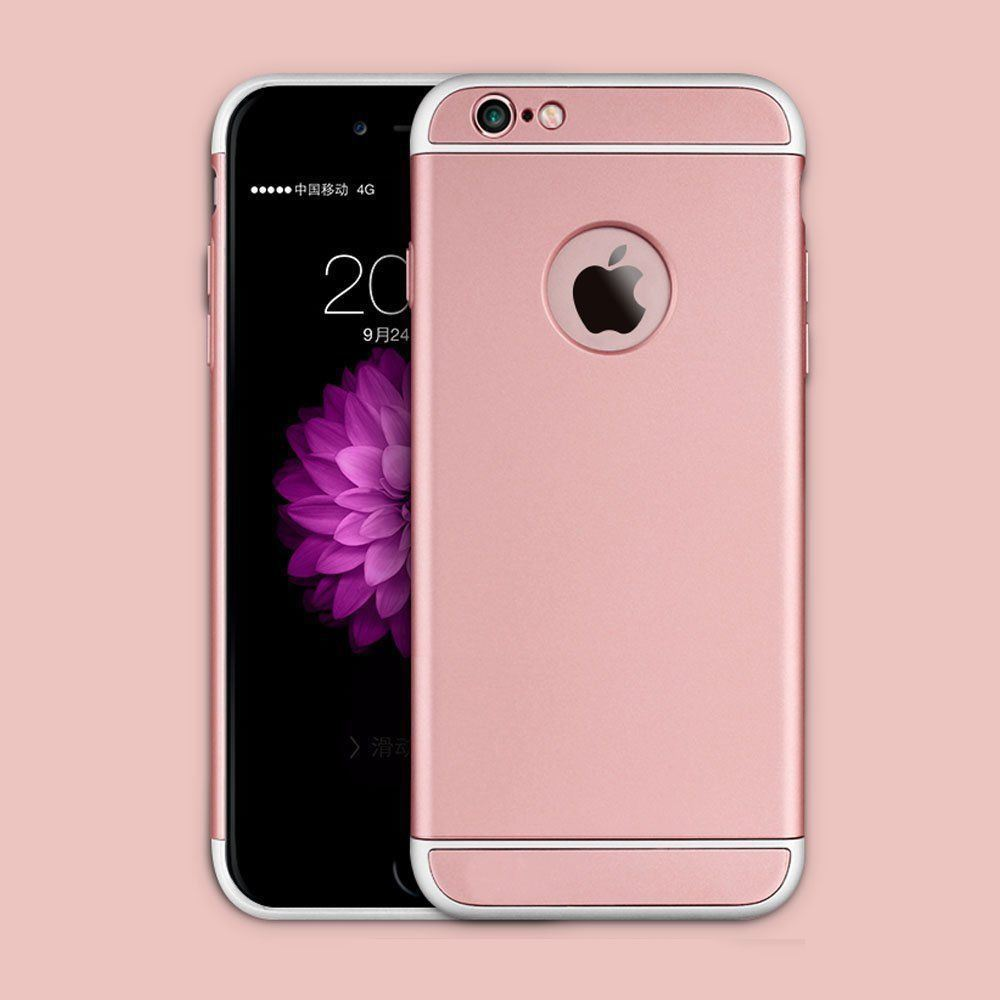 Ultra-Thin-Case-For-Apple-iPhone-5-6S-7-Plus-Luxury-Shockproof-Armor-Back-Cover thumbnail 8