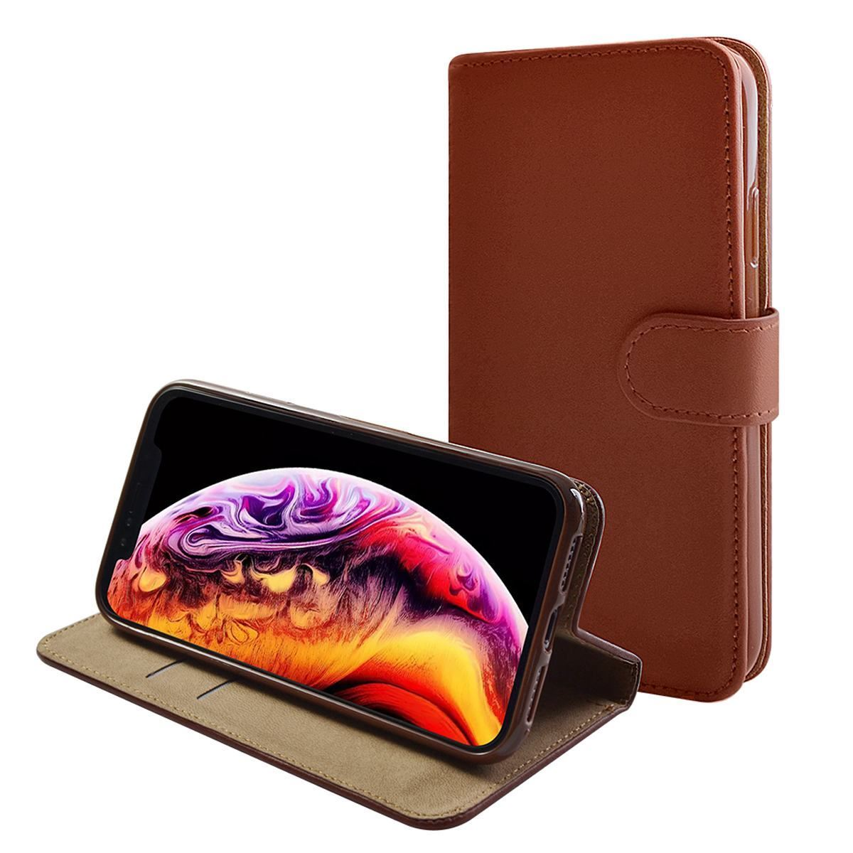 thumbnail 16 - For Apple iPhone 12 11 XR XS Max Leather Flip Wallet Magnetic Stand Card Case