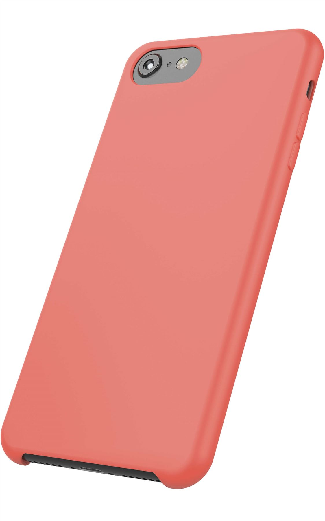 Liquid-Silicone-Shockproof-Case-For-Apple-iPhone-Soft-Matte-Back-Phone-Cover thumbnail 23