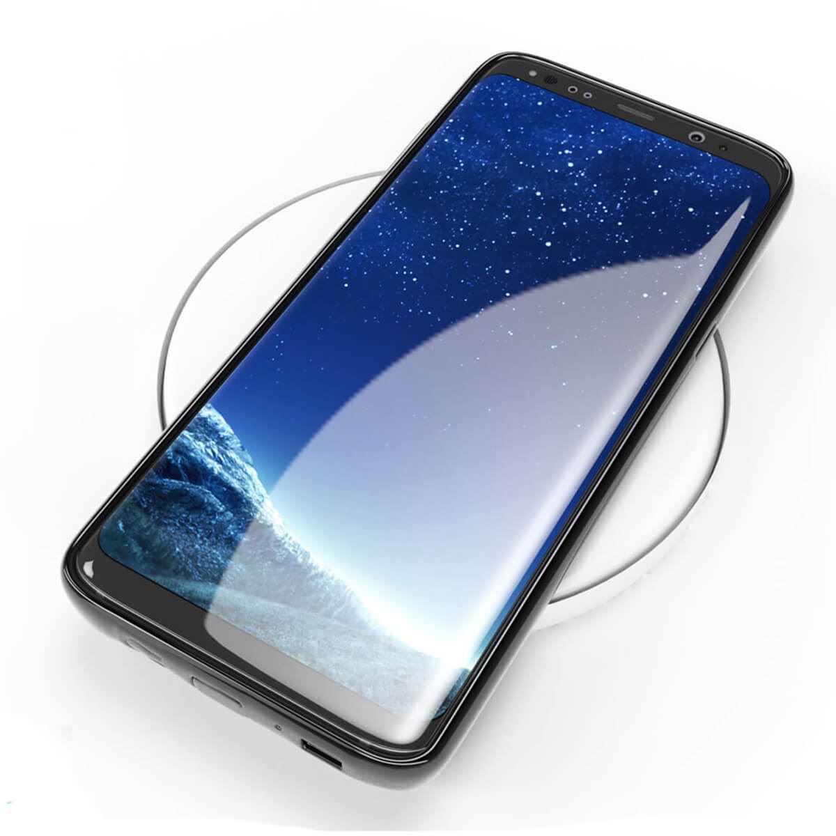 Shockproof-TPU-Bumper-Case-Samsung-Galaxy-S8-Plus-Note-8-Gel-Crystal-Clear-Cover thumbnail 3