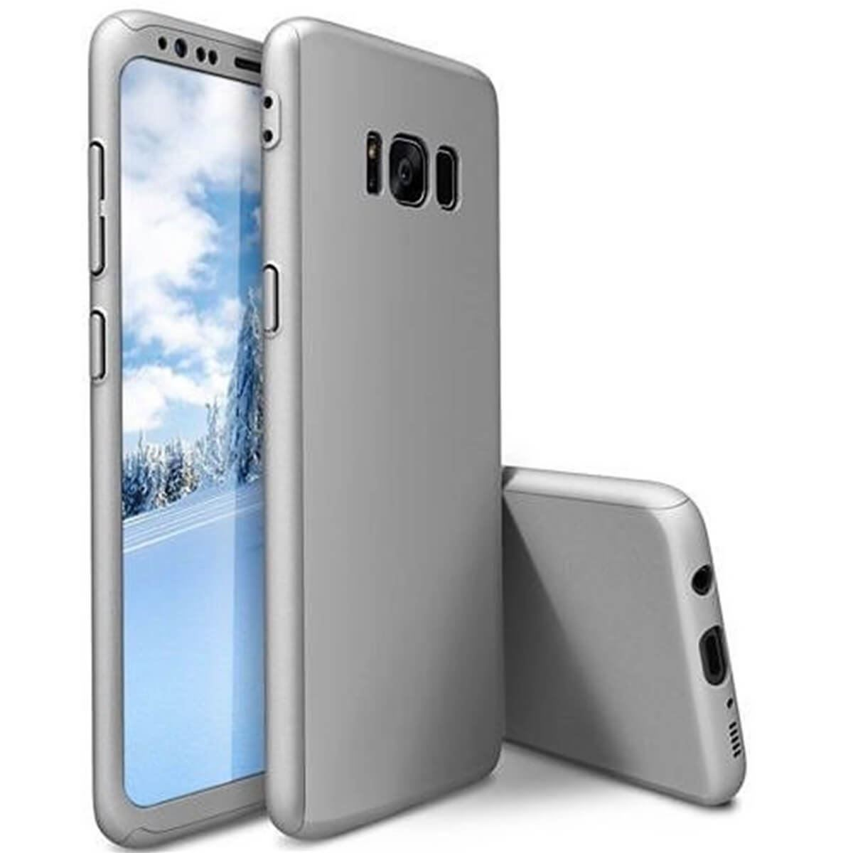 ShockProof-Thin-Case-For-Samsung-Galaxy-S7-edge-S8-Plus-Hybrid-360-TPU-Cover thumbnail 16