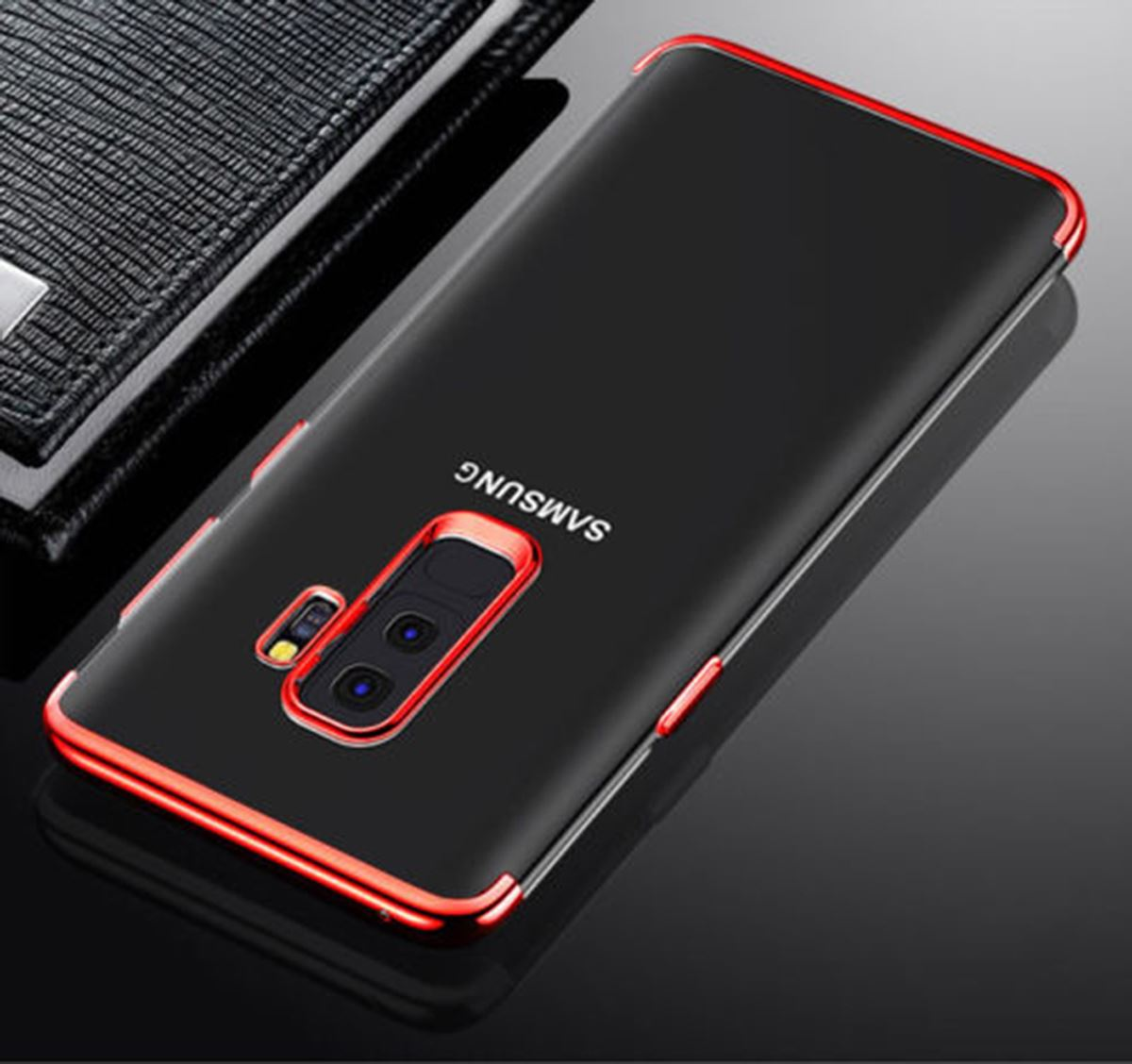 Luxury-Slim-Shockproof-Silicone-Clear-Case-Cover-For-Samsung-Galaxy-S7-S8-S9-A6 thumbnail 28