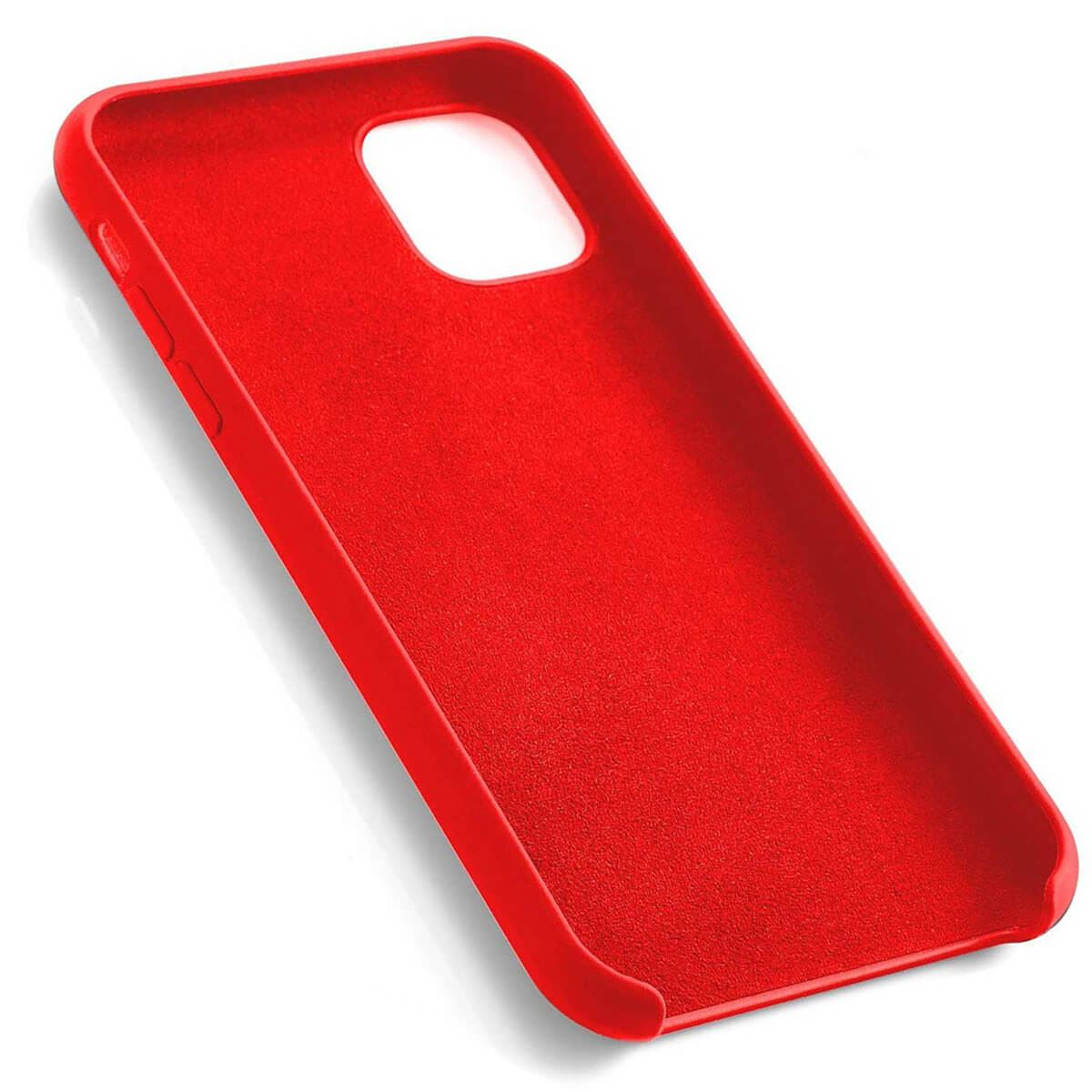 Liquid-Silicone-Shockproof-Case-For-Apple-iPhone-Soft-Matte-Back-Phone-Cover thumbnail 3