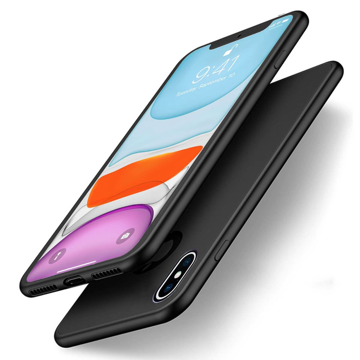 Thin-Shockproof-Case-For-Apple-iPhone-10-X-8-7-Plus-6-5-Hybrid-360-TPU-Gel-Cover thumbnail 5