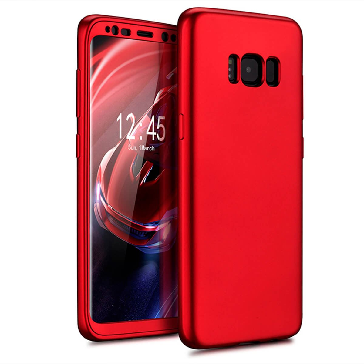 New-ShockProof-Hybrid-360-TPU-Thin-Case-Cover-For-Samsung-Galaxy-S7-edge-S8-S9 miniature 39