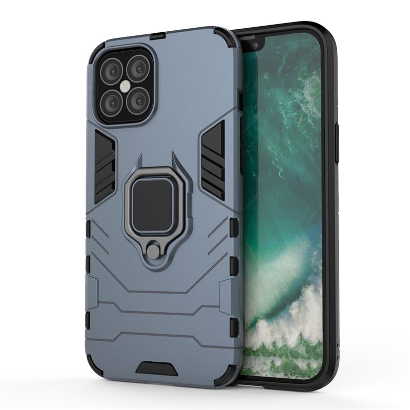 Hybrid-Pc-Case-Cover-For-Apple-iPhone-11-Pro-Max-X-6-7-8-Se-With-Ring-Holder thumbnail 20