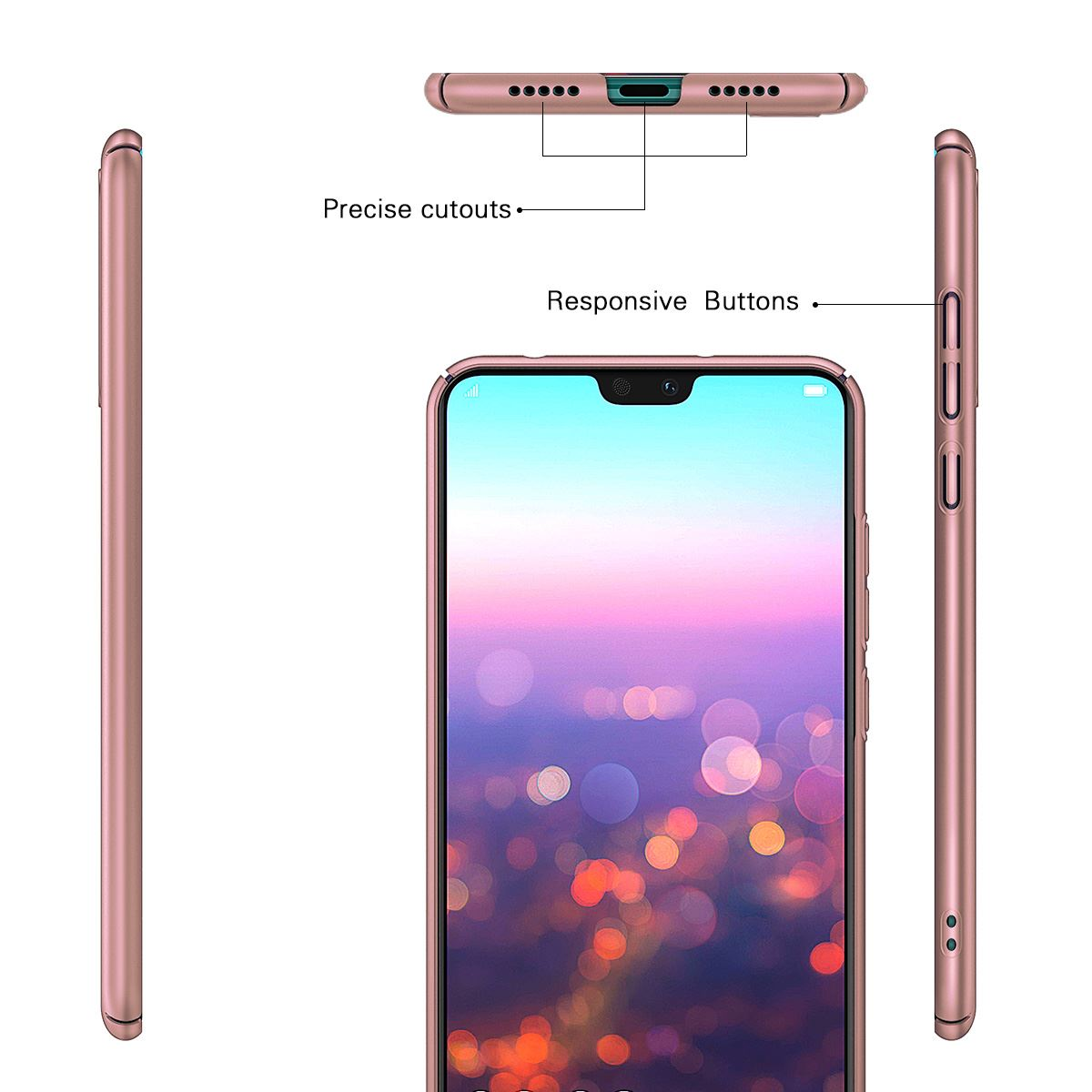 Luxury-Protective-Slim-Thin-Hard-Back-Case-Cover-For-Huawei-P20-Pro-P10-P-Smart thumbnail 36