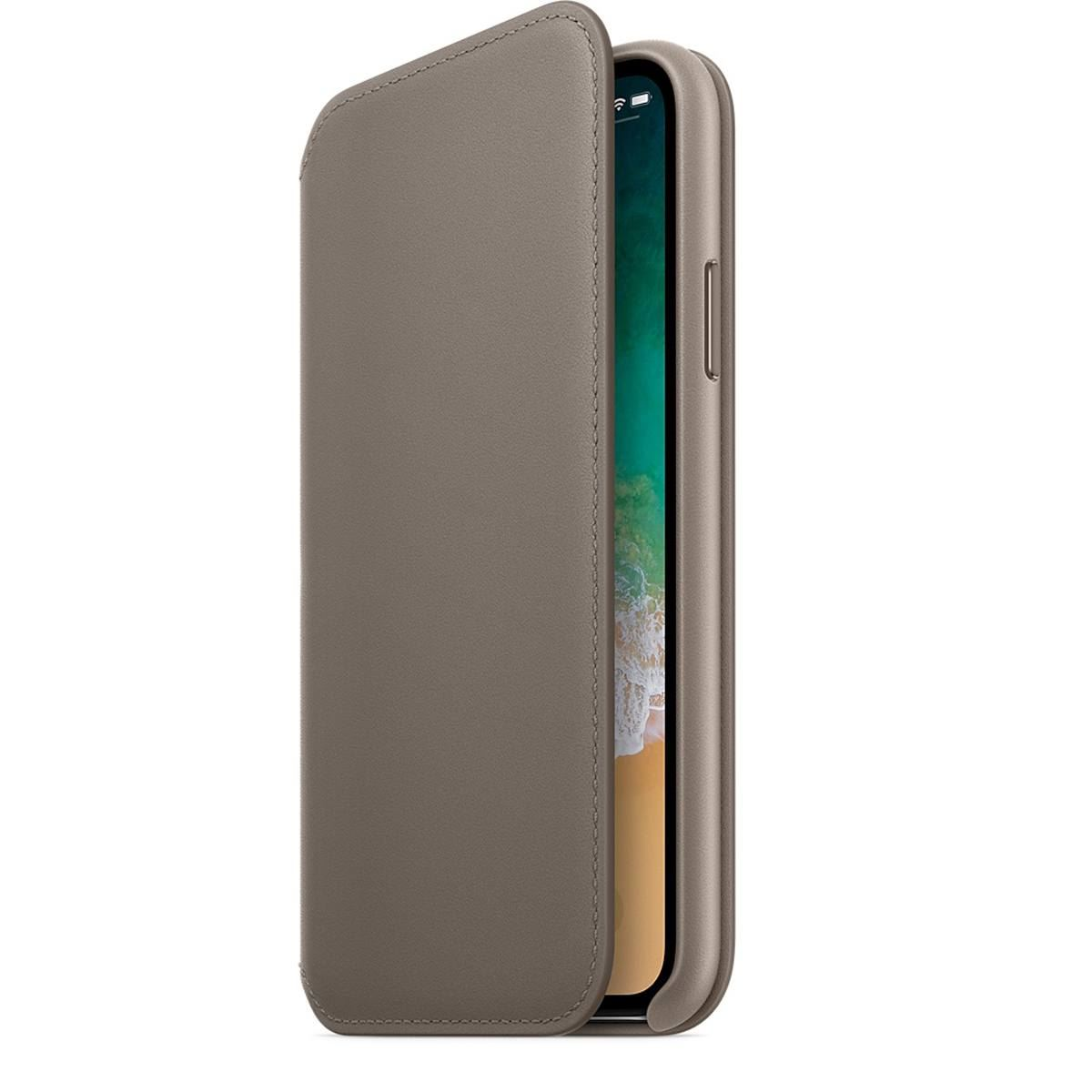 Genuine-Leather-Folio-Flip-Wallet-Case-Cover-For-Apple-iPhone-11-Pro-Max-Xs-8-7 thumbnail 62