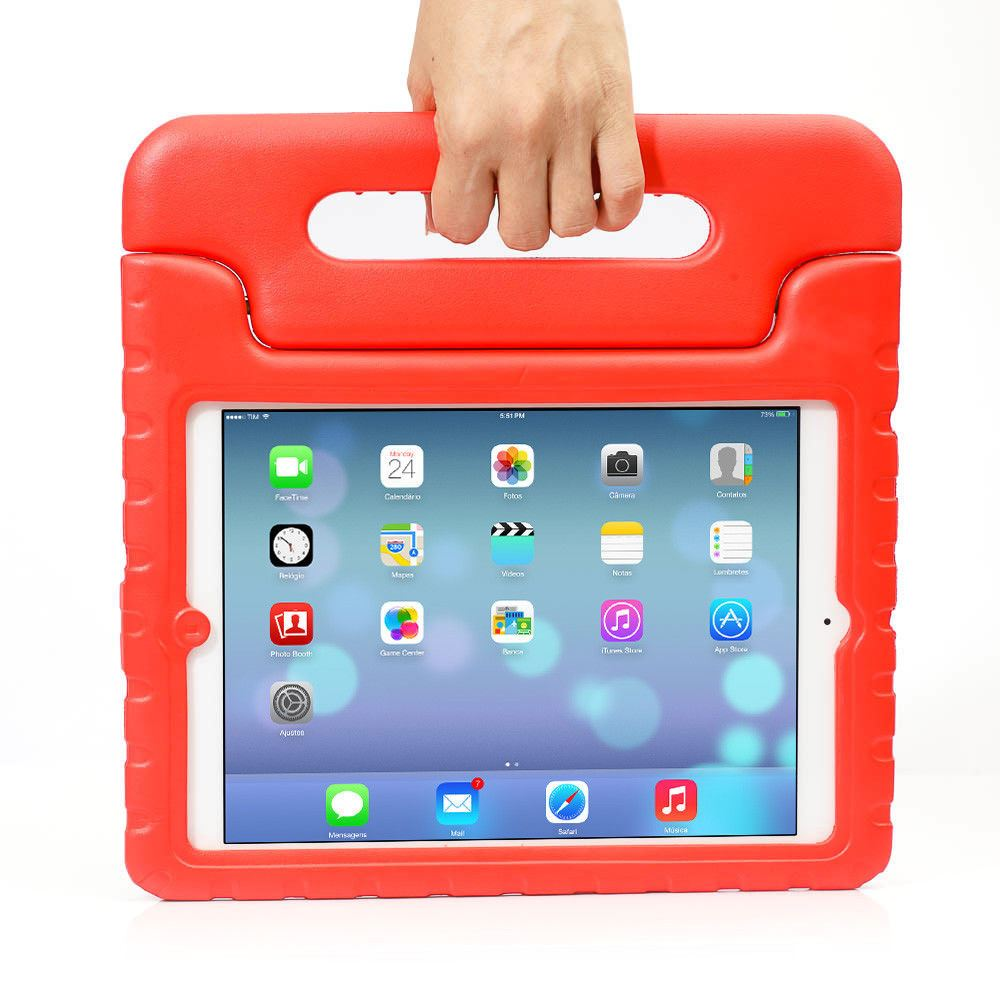 Kids-Shockproof-iPad-Case-Cover-EVA-Foam-Stand-For-Apple-iPad-Mini-1-2-3-4-Air-2 Indexbild 58