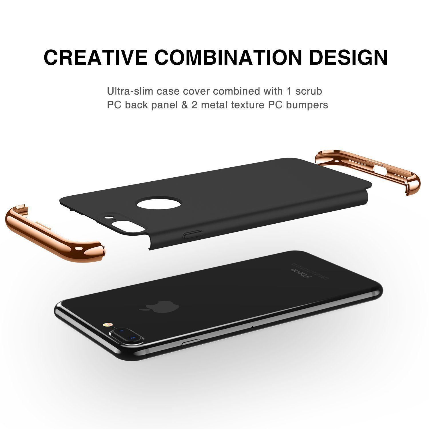 Luxury-Ultra-thin-Shockproof-Armor-Back-Case-Cover-for-Apple-iPhone-X-8-7-6-5-Se thumbnail 150