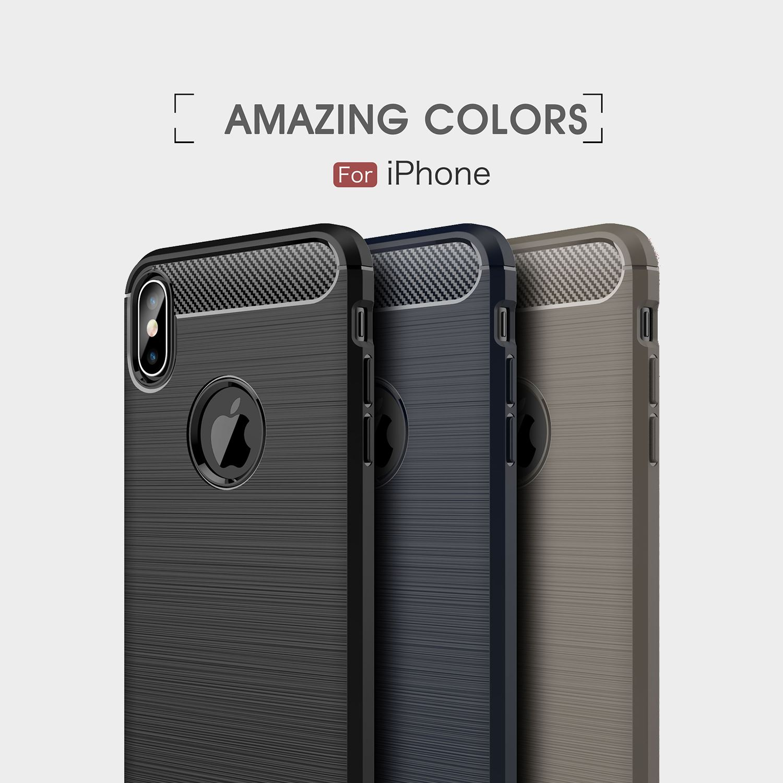 thumbnail 34 - For Apple iPhone XR Xs Max X 8 7 Plus 6 5 Se 2020 Case Cover Soft Flexible Grip
