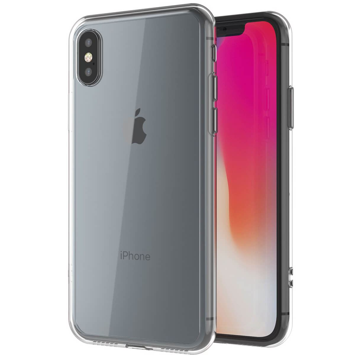 Shockproof-Case-For-Apple-iPhone-X-8-7-Plus-6-5s-Se-Clear-Slim-Bumper-TPU-Cover thumbnail 10