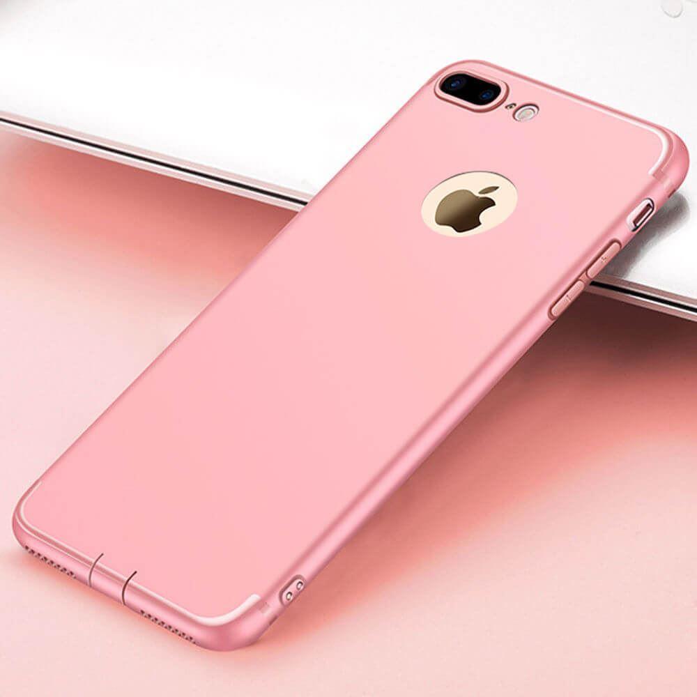 Luxury-Ultra-Thin-Slim-Silicone-TPU-Soft-Case-Cover-Apple-iPhone-10-8-7-Plus-6-5 miniatuur 33