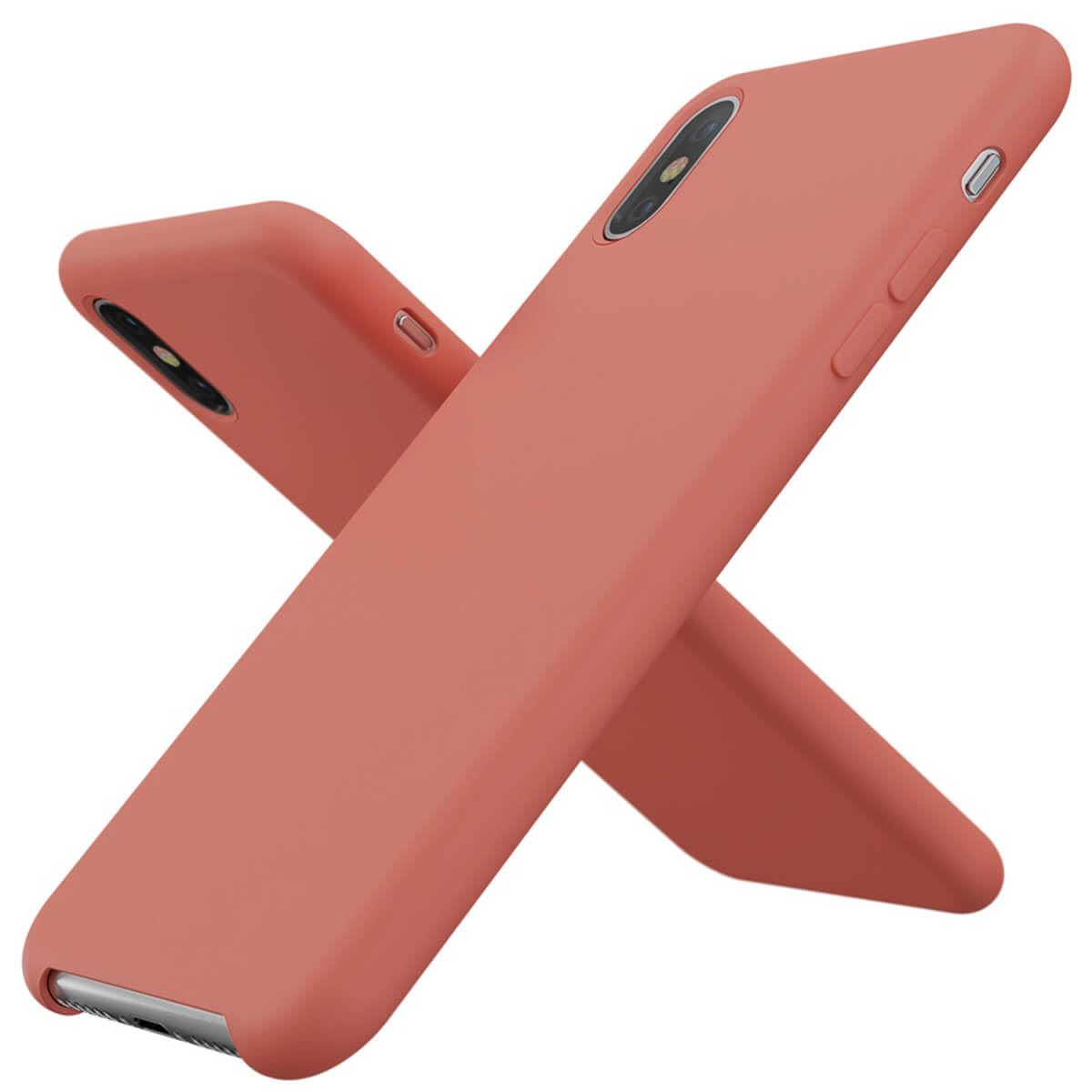 Liquid-Silicone-Phone-Case-For-Apple-iPhone-Soft-Shockproof-Matte-Back-Cover thumbnail 14