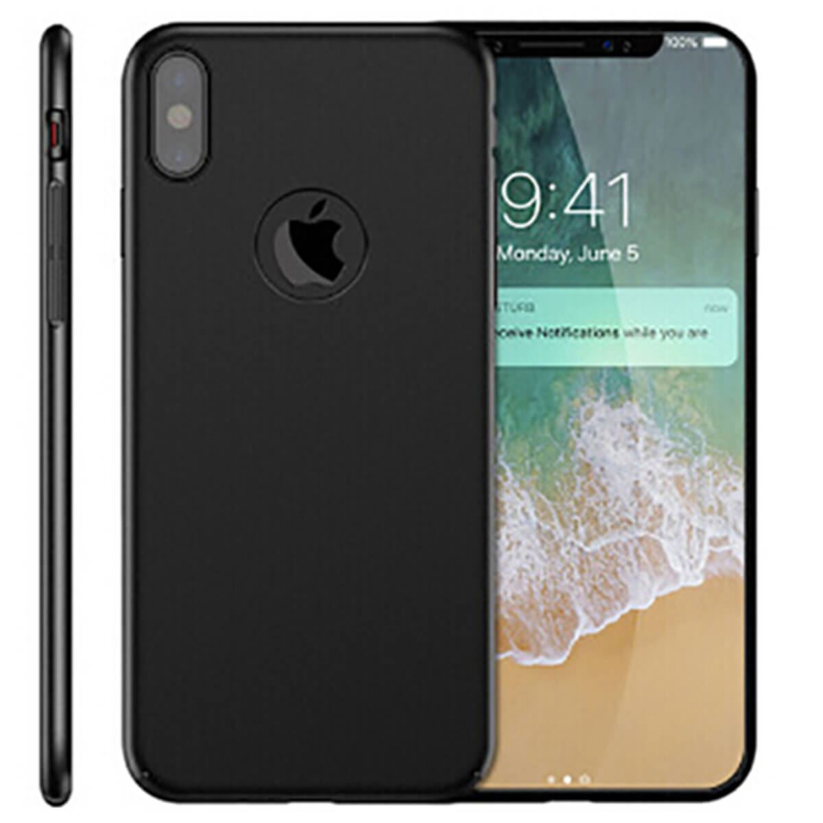 thumbnail 8 - Protective Hard Back Case For Apple iPhone X XS 11 Pro XR XS Max 5 6 7 8 Thin