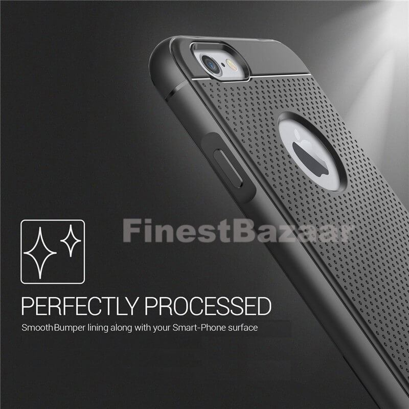 Shockproof-Thin-Bumper-Hard-Back-Case-Cover-For-Apple-iPhone-8-7-Plus-6s-6-Se-5s miniatuur 15
