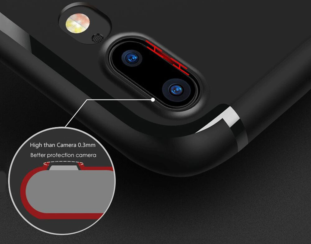 Luxury-Ultra-Thin-Slim-Silicone-TPU-Soft-Case-Cover-Apple-iPhone-10-8-7-Plus-6-5 miniatuur 14