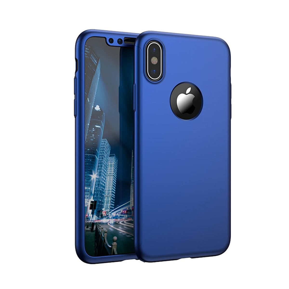 For-Apple-iPhone-XS-Max-XR-Hybrid-360-Slim-Ultra-Thin-Heavy-Duty-Shockproof-Case thumbnail 78
